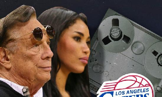 Tables Turn: Sterling's Mistress V.Stiviano Mocks Black People on Tape