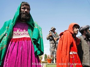 suicide bombers dresses
