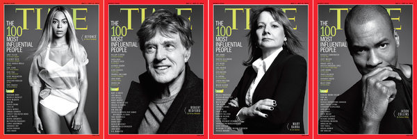 time most influential