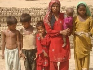 christian slave family pakistan