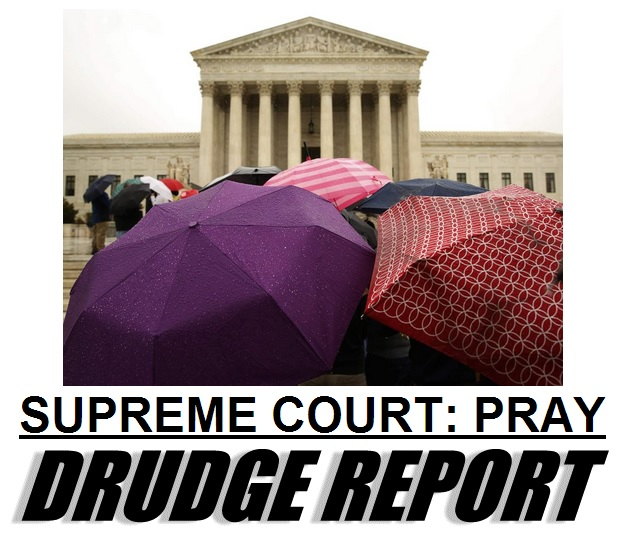 drudge prayer