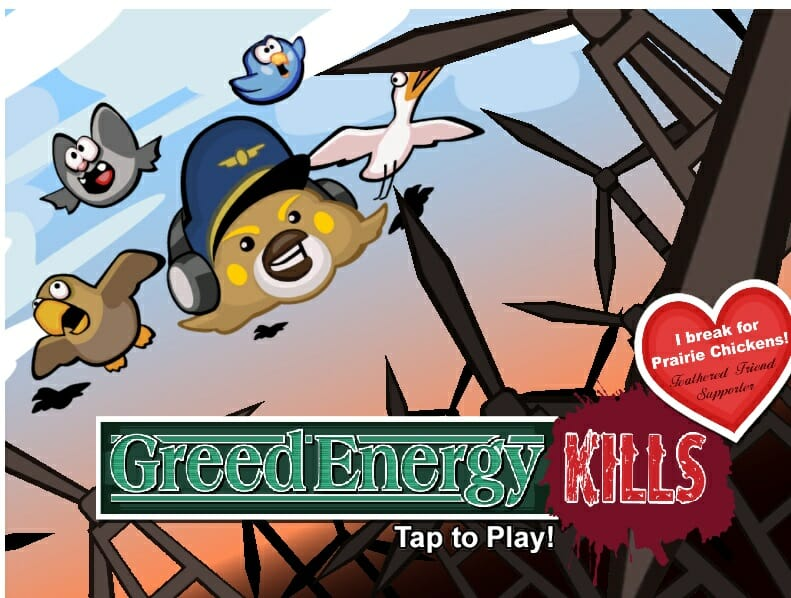 greed energy