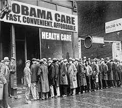 COMING SOON UNDER OBAMACARE: 115 Day Waiting Period to See Doctor