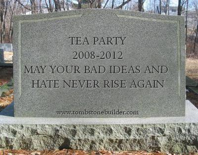 tea party death
