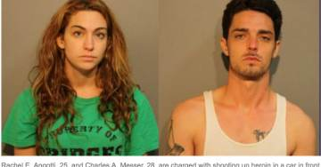 "Parents Of The Year: Couple Arrested For ""Shooting Heroin In Front Of 4 Year-Old"""