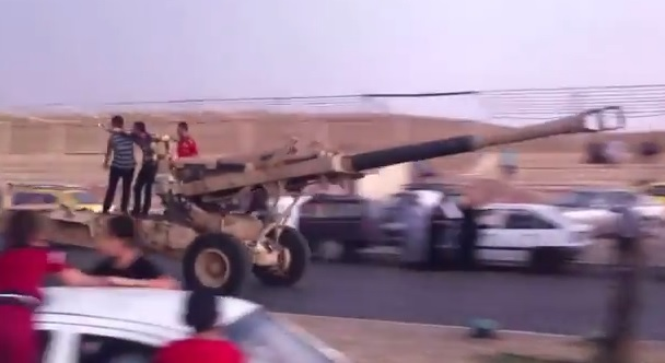 mosul equipment