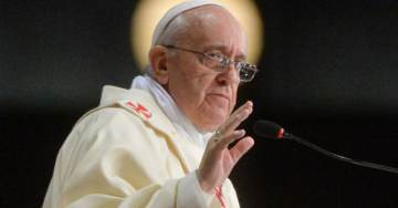 NUTS: Pope Francis Says Communists Are Closet Christians
