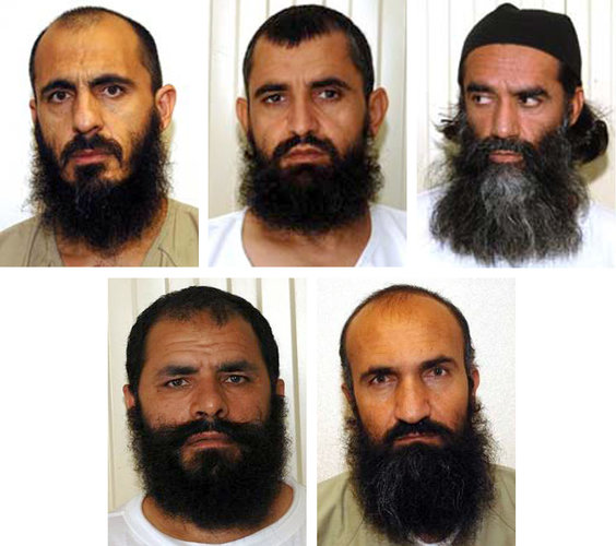 taliban detainees