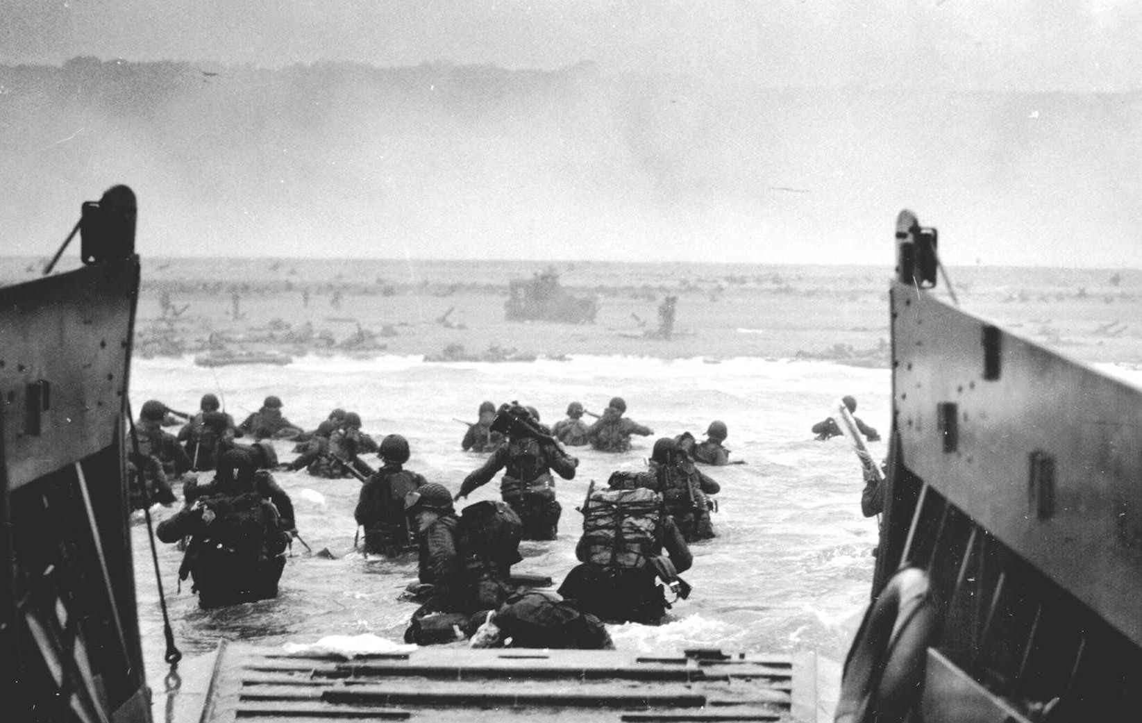 D Day Invasion D-Day was the largest