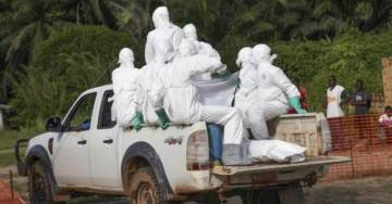 CDC Director: Ebola Victim SHOWED NO SYMPTOMS When He Left Liberia- Several Family Members Exposed (Video)