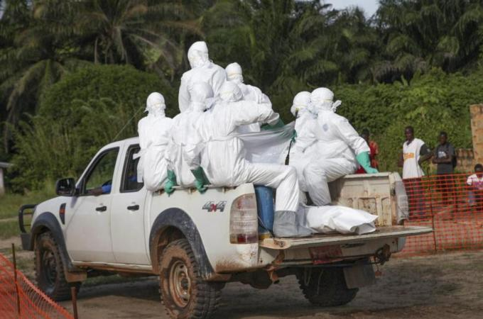 EBOLA OUTBREAK SPINS OUT OF CONTROL on Eve of Obama's African Summit in Washington