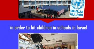 """WOW! Hillary Claims Hamas Fires Rockets From Schools Because """"Gaza Is Small"""" (Video)"""