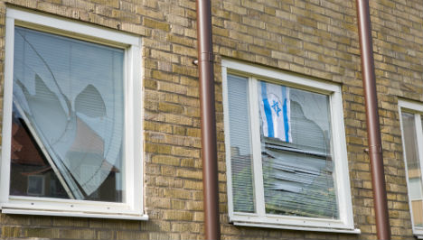 jew window