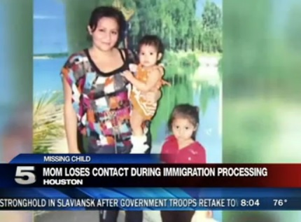 mom loses illegal girl