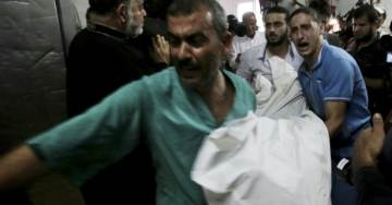 CONFIRMED: Hamas Rockets Bombed Palestinian Refugee Camp