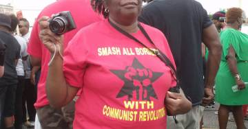 Marxists, Socialists and Cop-Haters Hijack #MikeBrown Peace & Justice Rally