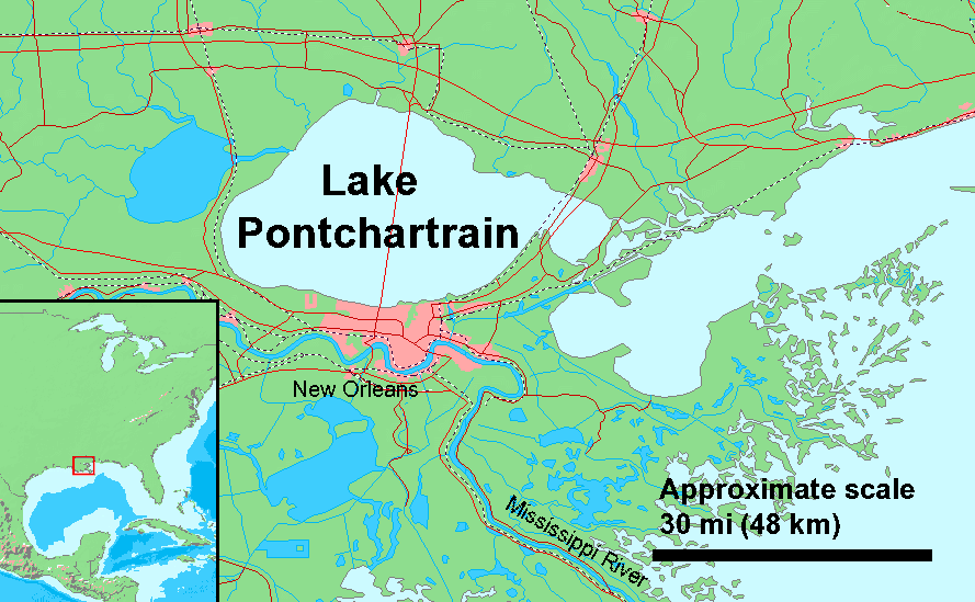 Lake_Pontchartrain