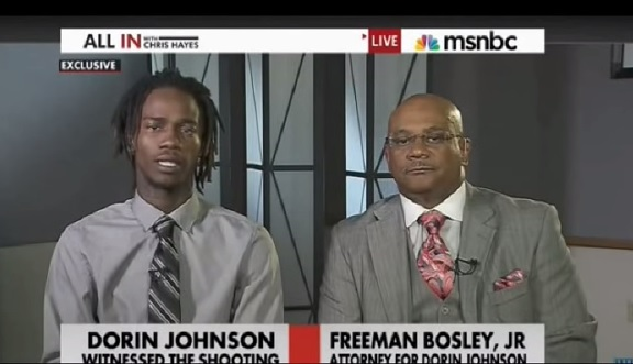 Dorian Johnson's Lawyer & Former St. Louis Mayor Has Law License Revoked #Ferguson
