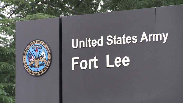 fort lee virginia
