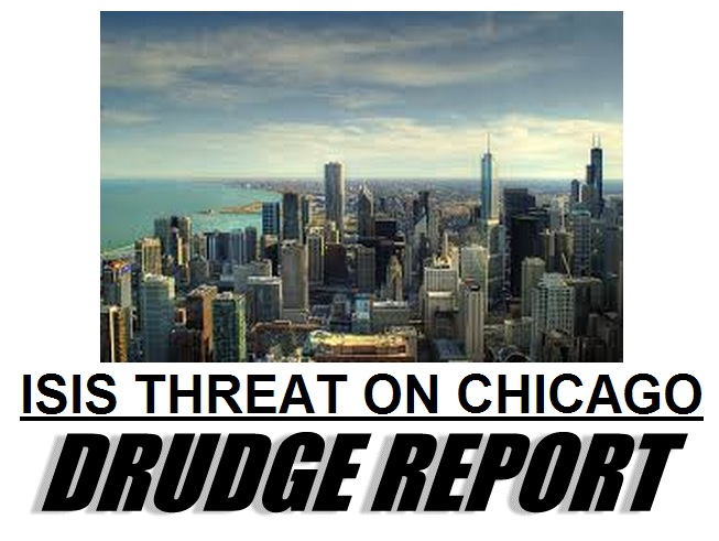 isis chicago drudge