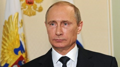 Putin Urges Talks on Statehood for Eastern Ukraine