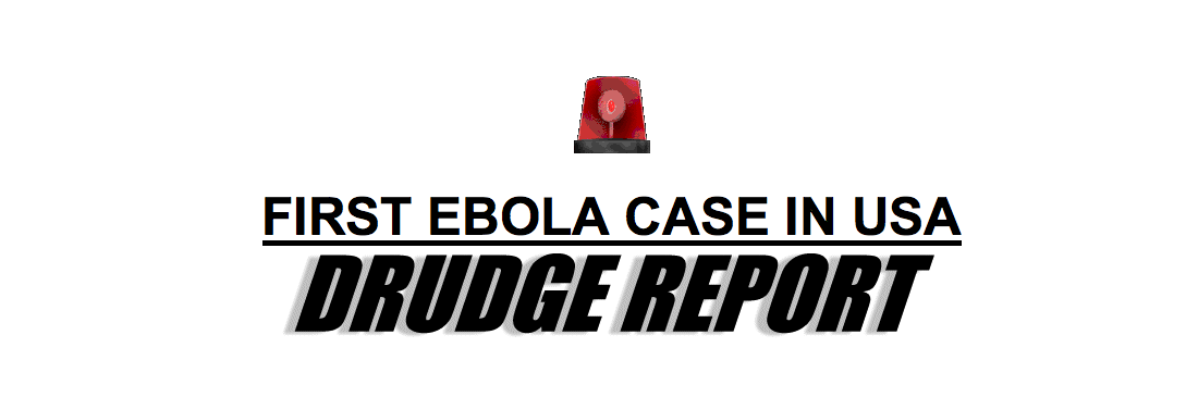 BREAKING: First Ebola Case Diagnosed In US – In DALLAS