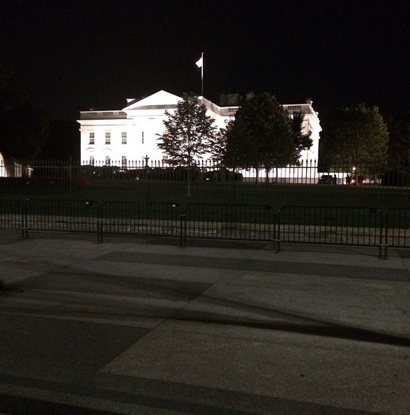 WH fence