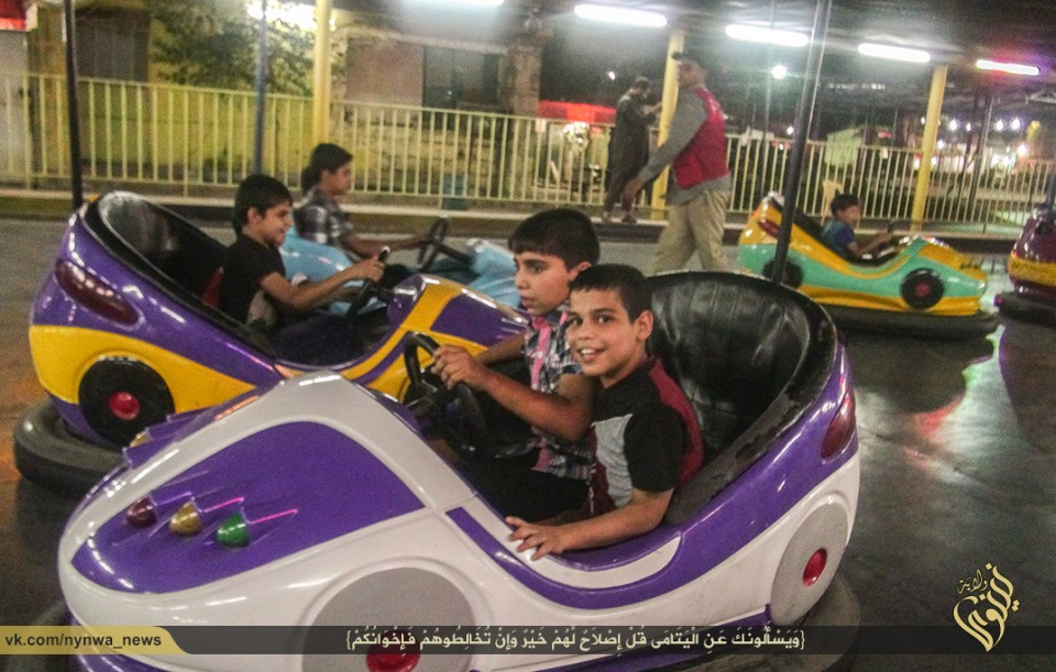 isis kids carnival