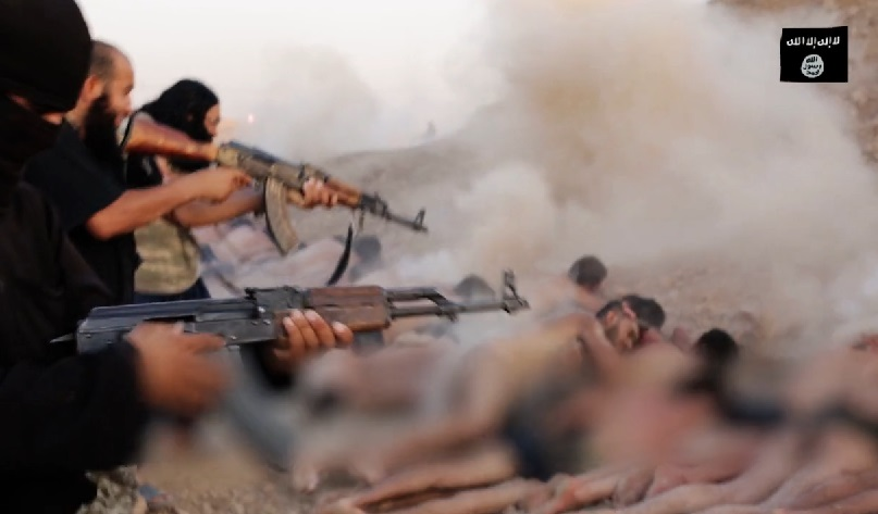 isis massacre soldiers 5