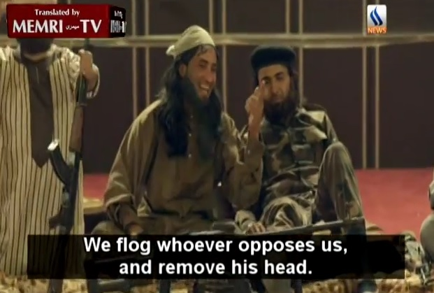 isis video satire