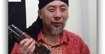 "PHOTO OF JAPANESE ISIS FIGHTER RELEASED – ""Sheikh Hasan Konakata"""