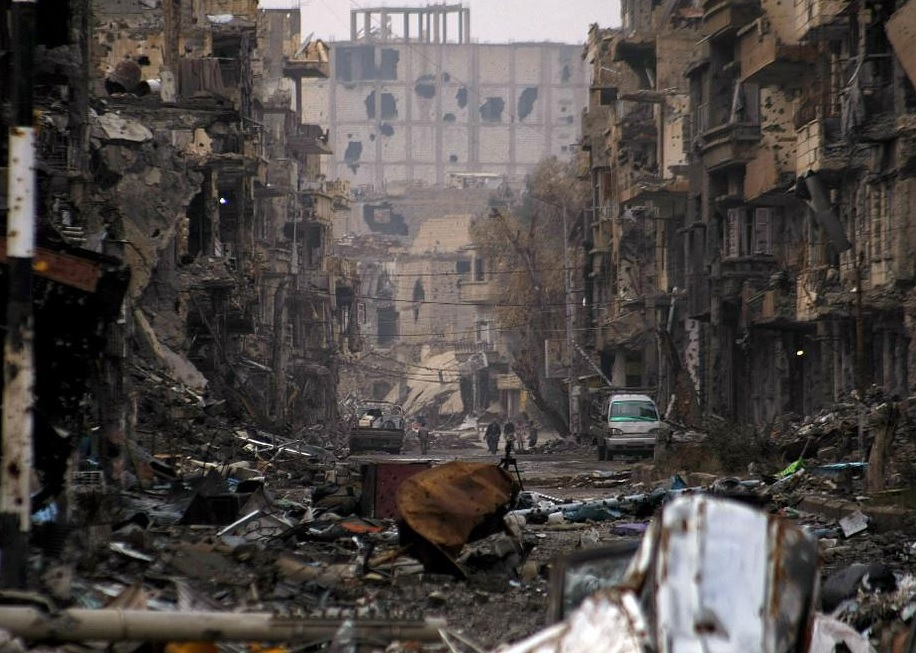 raqqa aftermath
