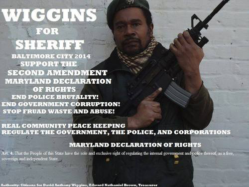 wiggins for sheriff
