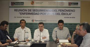 Mexico Trying to Stop Ebola Entering—From United States!