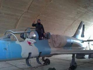 isis air force base