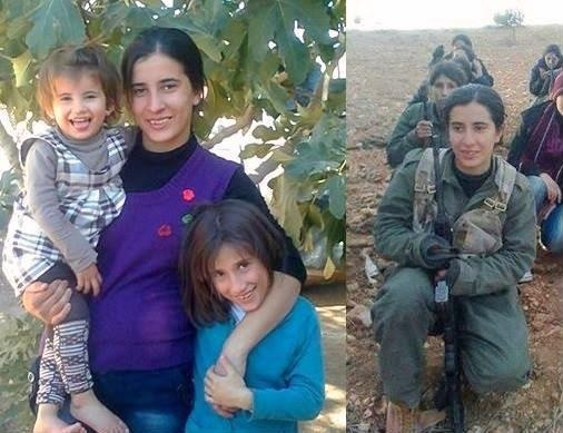kurdish mom left two behind