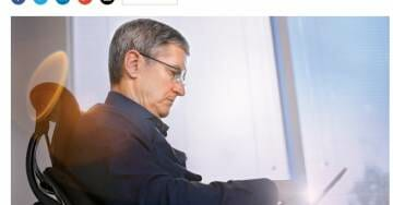Breaking: ISIS Drops iPhones After Apple CEO Tim Cook Comes Out as Gay