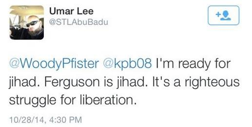 umar lee deleted tweet