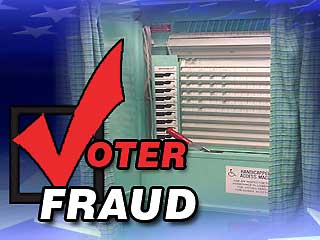 CAUGHT ON TAPE>>> Video Shows Voting Machine Changing Ballot from Republican to Democrat