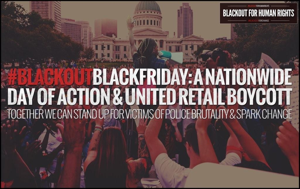 black out black friday