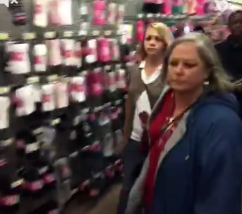 mother ferguson daughter target