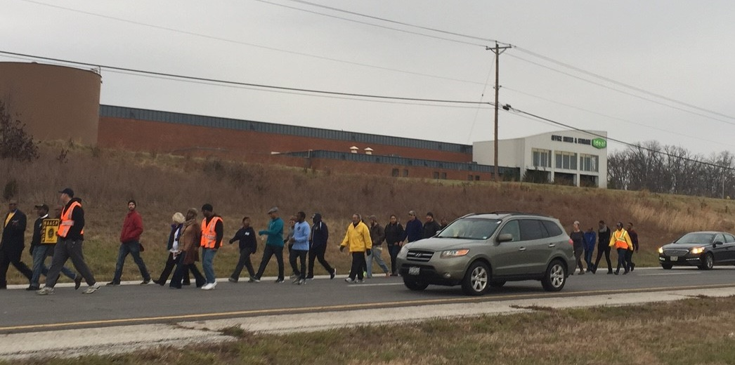 NAACP Begins 120 Mile Missouri March for Mob Justice for #MikeBrown