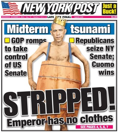 ny post cover election
