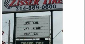 EPIC FAIL: St. Louis County Businesses Lash Out at Gov. Jay Nixon After Carnage by Protesters