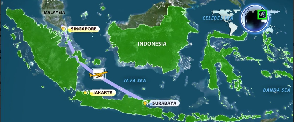 airasia flight plan