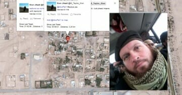 """Douchebag ISIS Terrorist Tweets Location By Mistake – Then Threatens Allies to """"Come and Get Me!"""""""
