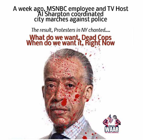sharpton blood