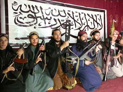 taliban children killers
