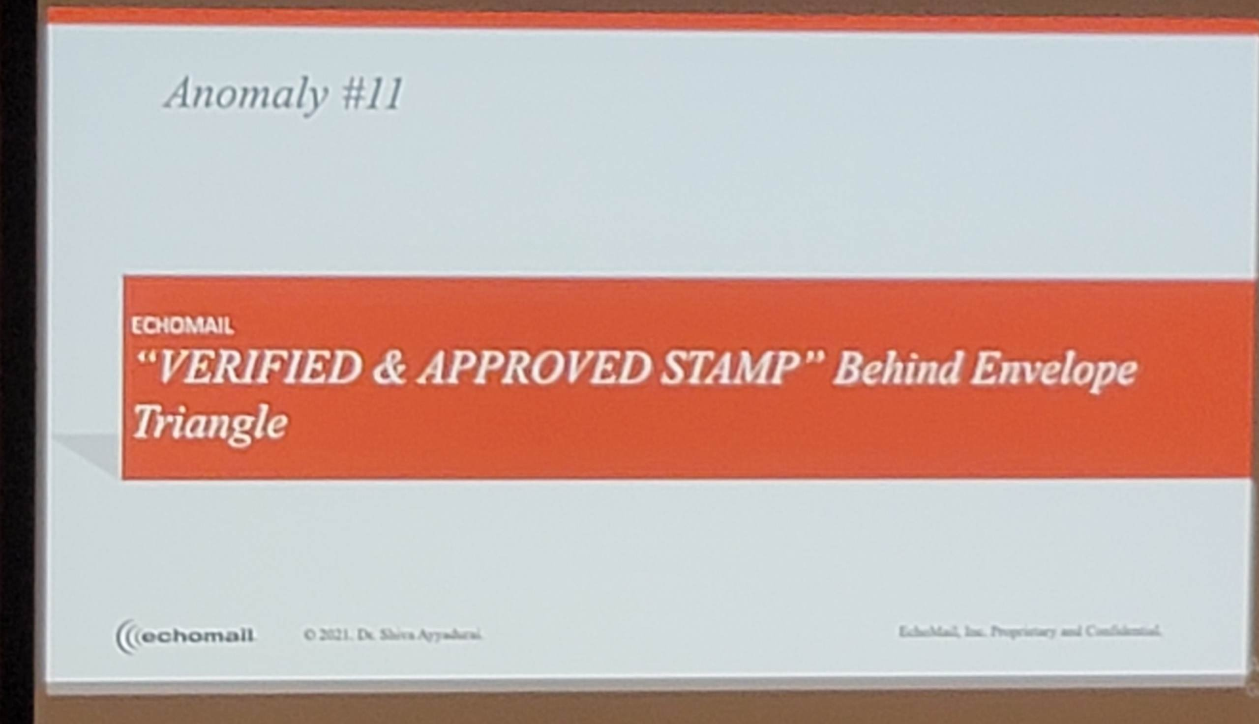 """AZ Audit Finds Proof of Pre-Meditated Fraud: Multiple Ballot Envelopes Had """"Verified and Approved"""" Stamp That Appears to be PRE-PRINTED BEHIND Signature Box - Several Approved With No Signature at All"""
