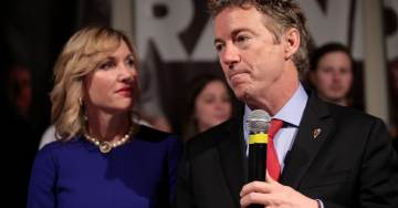 Rand Paul's Wife Takes Sledgehammer to Media Coverage After Husband's Attack — More Health Issues Arise